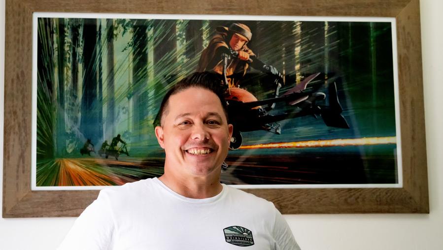 Share My Story Flynn's Vr owner Scott